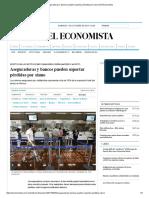 Aseguradoras y bancos pueden soportar pérdidas por sismo _ El Economista