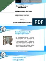 LOS PRESUPUESTOS (1)