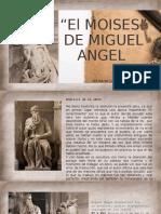 Analisis de obra-El MOISES de Miguel Angel