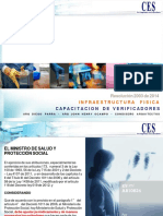 INFRAESTRUCTURA FISICA RESOLUCION 2003 de 2014