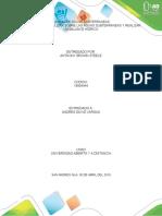 actividad # 1 manejo de aguas subterraneas