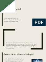 Gerencia Digital
