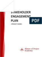13.2.3.1 - MOP - Stakeholder Engagement Plan