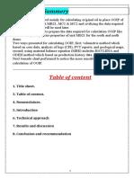 Resrvoir Management - FWR