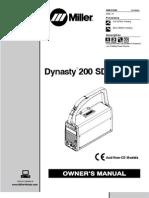 Miller Dynasty 200 DX