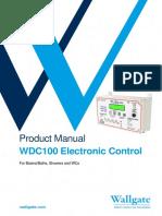 WDC100 Install