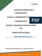 OBSERVACION Y PRACTICA _A2