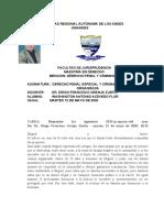 Uniandes Derecho Penal Especial y Criminalidad Organizada Docente Dr. Diego Granja Maestrante Ab. Washington Antonio Acevedo Flor Sábado 25-04-2020 Otrp