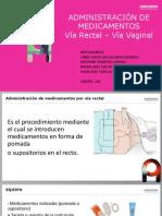 MEDICAMENTOS RECTAL Y VAGINAL(1)
