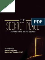 The Seekret Place - Hezekiah Tiamiyu & Rejoice Azuka