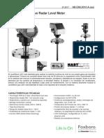 LG01 Guided Wave Radar Level Meter
