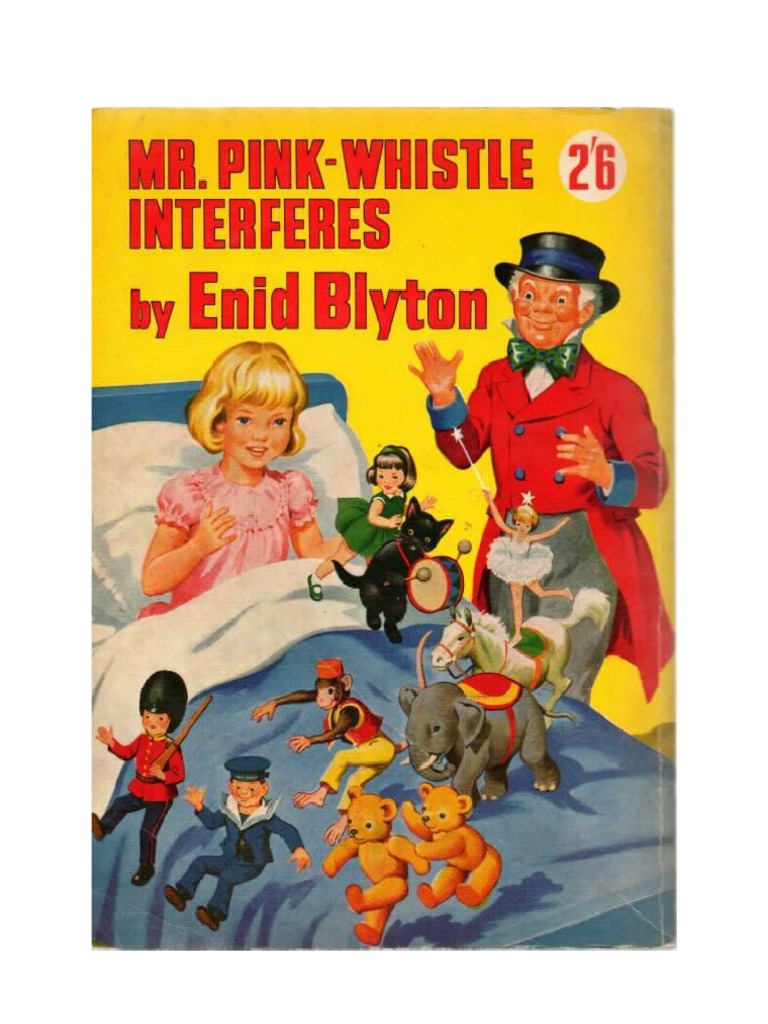 Blyton Enid Mr pink Whistle Interferes | Nature