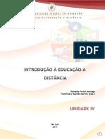 Introdução à EAD -Unidade IV.pdf