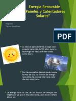 Energía Renovable en la Ciudad de Puebla (1)