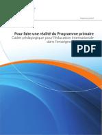 BI-(2009)Pourfaireunerealitéduprogrammeprimaire