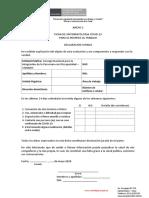 Ficha de sintomatologia COVID-19