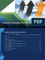 apostila Projetos avançados de investimento