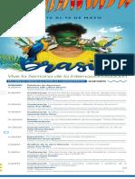 Semana de la Internacionalización BRASIL - Descargable Programación