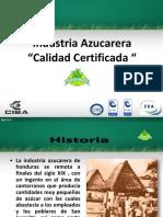 Industria Azucarera Calidad Certificada