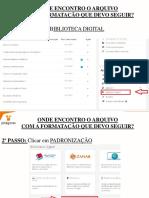 Arquivo Formatação Portfólio