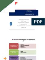 AG PIA - Planeamiento Operativo