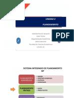 AG PIA - Planeamiento Táctico