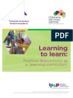 learning-to-learn-positive-dispositions-as-a-learning-curriculum