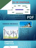 TIPOS DE ENERGIA LAURA