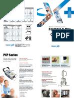Brochure - Poskom PXP-100CA (Inglés)