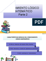 PENSAMIENTO LÓGICO MATEMÁTICO PARTE 2