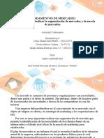 Trabajo Colaborativo - Unidad 2 Paso 5 - Realizar la segmentación de mercados y la mezcla de mercadeo