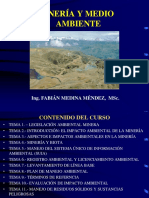 Minería y Medio Ambiente