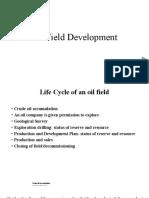 Oil Field Development