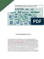 Left Gatekeepers Part 3