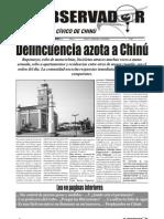 Periodico El Observador Edicion 6