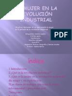 lamujerenlarevolucinindustrial-120911064910-phpapp02