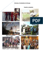 Tradiciones y Costumbres de Zacapa