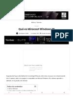 ▷ Qué es Miracast Windows 10