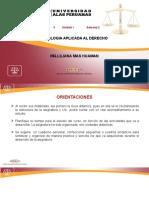 PSICOLOGIA DEL DERECHO  II
