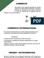 COMERCIO Y COMERCIO INTERNACIONAL (ITZAYANA)