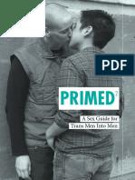 PRIMED2- A Sex Guide for Trans Men Into Men