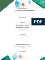 trabajo colaborativo, unidad 3 face 3 Clasificación, Factores y tendencias de la personalidad