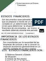 ELEMENTOS DE ESTADOS FINANCIEROS