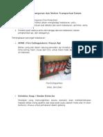 Sistem Keamanan Bangunan Dan Sistem Transportasi Dalam Bangunan (Studi Kasus