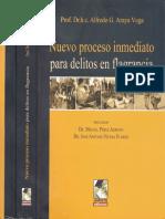 ALFREDO G. ARAYA VEGA. NUEVO PROCESO INMEDIATO PARA DELITOS EN FLAGRANCIA. JURISTA EDITORES. 2016. LIMA-PERÚ.pdf