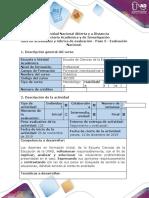Guía de Actividades y Rúbrica de Evaluación. Paso 5-Evaluación Nacional (1)