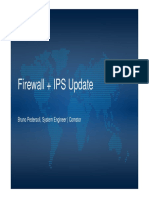Overview of CISCO FIREWALL