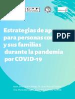 Estrategias de Apoyo Para Personas Con TEA y Sus Familias, Durante La Pandemia Por COVID-19