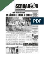 Periodico El Observador Edicion 9