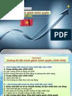 Bài giảng điện tử - Bài trình chiếu - Đường lối cách mạng của Đảng Cộng sản Việt Nam Chuong2